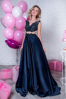 Вечернее платье 006