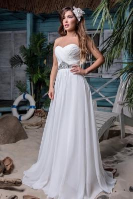 Вечернее платье 06 айвори