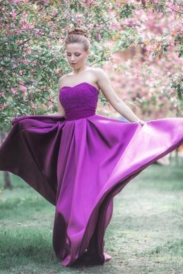 Вечернее платье 0892