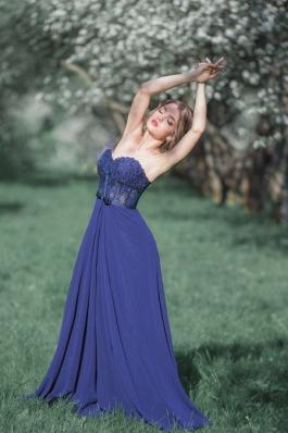 Вечернее платье 0937